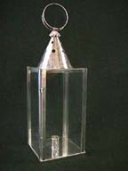 cone top lantern, click to see details